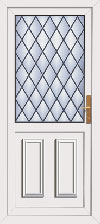 Edinburgh Upvc front and back doors