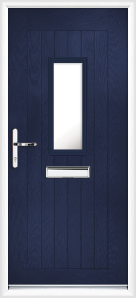 Kingston A2 New Composite front door