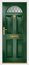 Chilton Diamond Lead  New Composite front door