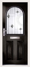 Claston Bellini  New Composite front door