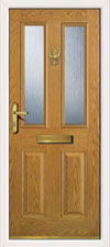 Clifton Composite Door Glazed