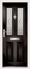 Clifton Rossini  New Composite front door