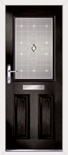 Crafton Rossini  New Composite front door