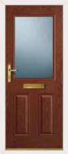 Crafton Glazed  New Composite front door