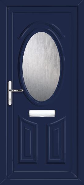 Coloured Upvc Doors