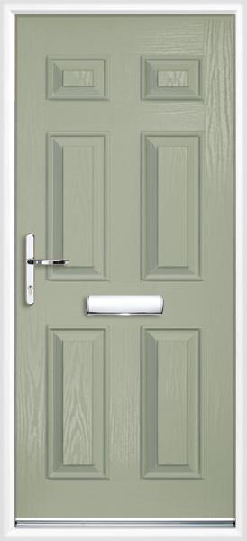 Upvc Solid Doors
