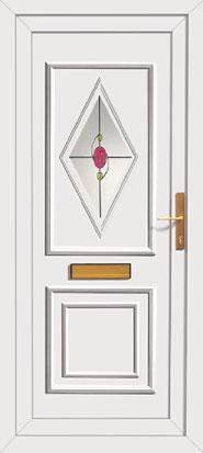Upvc Front Door And Frame