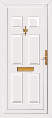 Upvc garage doors for Upvc garage doors