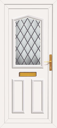 Brown upvc exterior doors for Brown upvc door