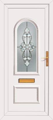 Upvc exterior doors for Upvc front doors fitted
