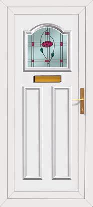 Upvc front door cost for Upvc front doors fitted
