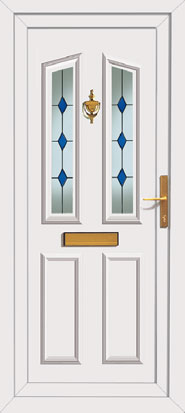 Brown upvc doors for Brown upvc door
