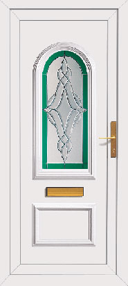 Coloured upvc front doors for Coloured upvc doors