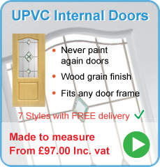 UPVC Internal Doors